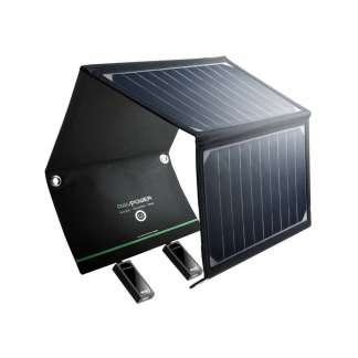 RAVPower Solar Charger 16W 2x USB