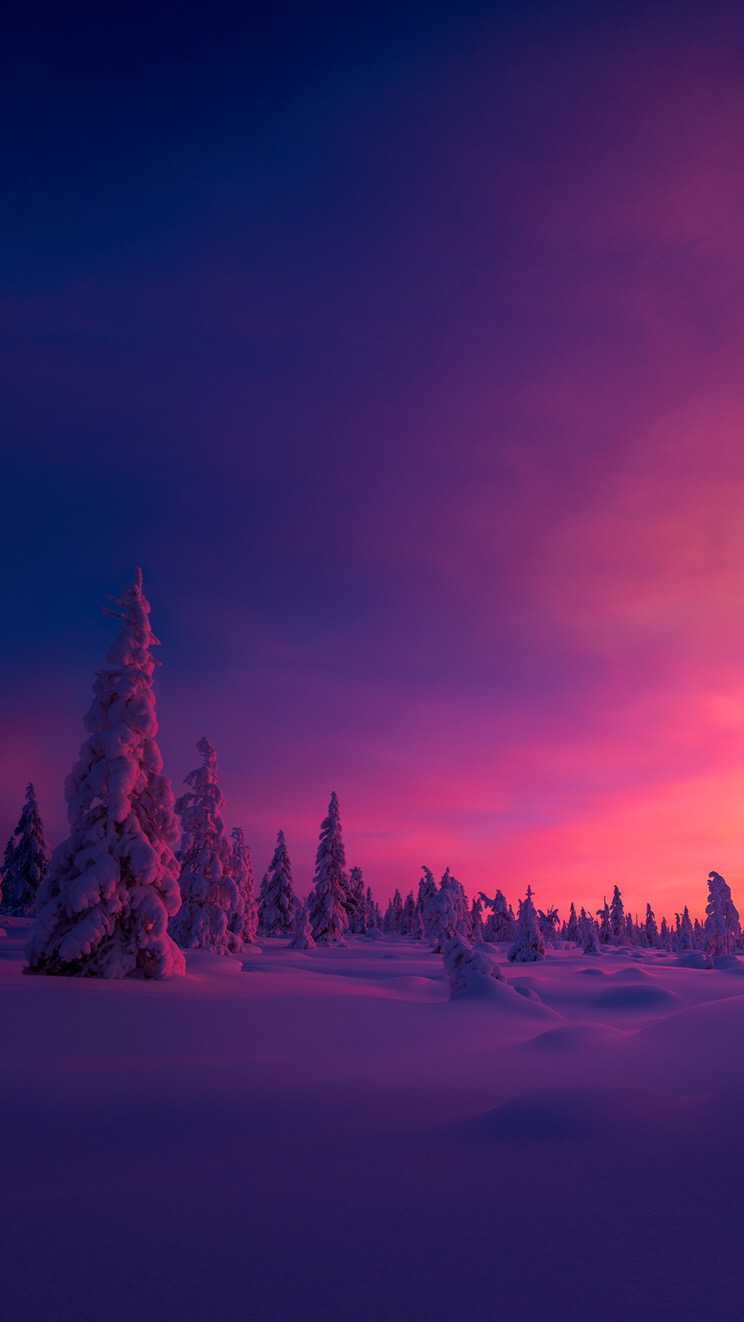 Desktop Beautiful Winter Wallpaper