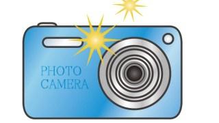 iPhoneのカメラのフラッシュを設定する方法