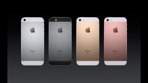 iPhoneSEはサイズが5Sと同じで性能も向上してオススメ!!