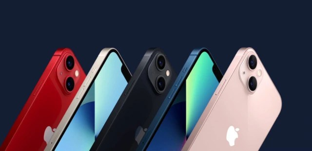iPhone13のカラー・デザイン