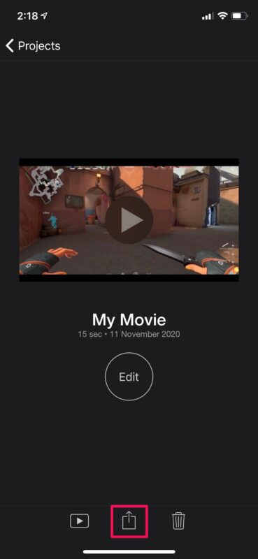 Как добавить фоновую музыку в iMovie на iPhone и iPad