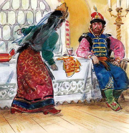 Сестрица Алёнушка и братец Иванушка (все варианты сказки)