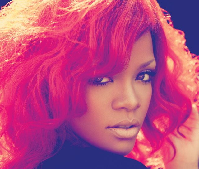 Rihanna Redhead Hairstyles Photo Picture On Video Clip Wallpapers Hd Celebrity And Singer