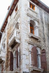 Architecture, Rovinj, Croatia