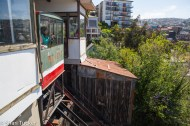 El Peral Funicular, Valparaiso, Chile