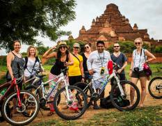 Myanmar 2012 with Tucan Travel