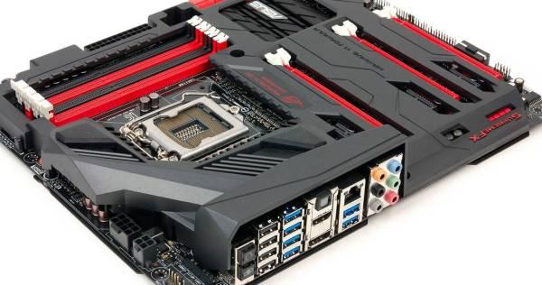 Системная плата и ее главные элементы, микросхема BIOS и ...
