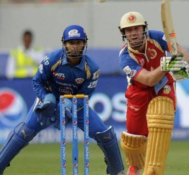 RCB Vs Mi Live Match Playing XI and Result