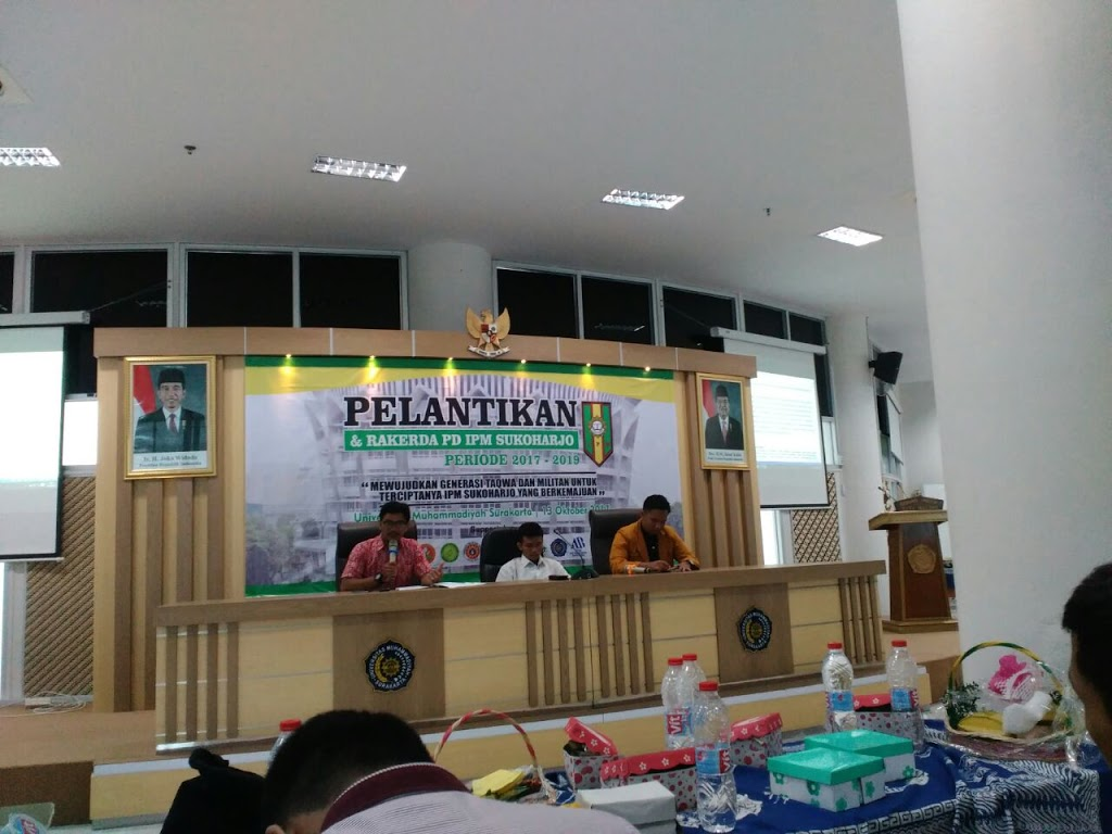 Mewujudkan Generasi Taqwa dan Militan, PD IPM Sukoharjo Mengadakan Seminar dan Diskusi