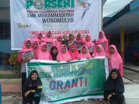 Kembangkan Potensi Pelajar, PR IPM Wonomulyo Selenggarakan Porseni