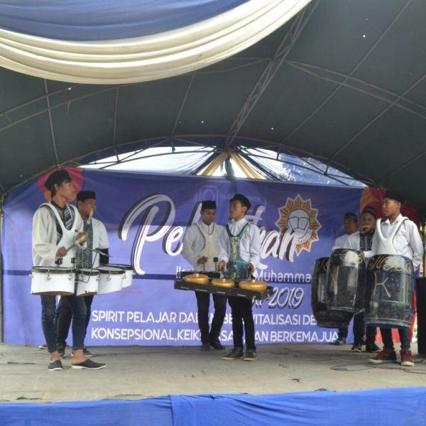 Penampilan Bakat Kader dan Guest Star 'Patrol Srikandi', Meriahkan Pelantikan IPM Tanggulangin