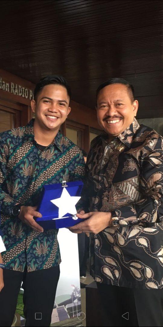 Multazam, Kader IPM Sulsel Peraih Bintang Orator DPR RI