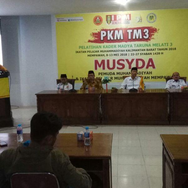 3 Agenda Terselenggarakan Serentak: IPM dan Pemuda Muhammadiyah Kalimantan Barat Bersinergi