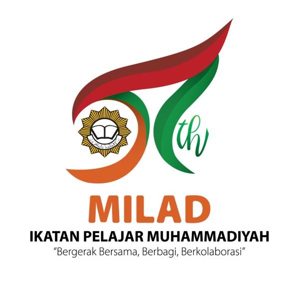 Logo Milad IPM ke-57