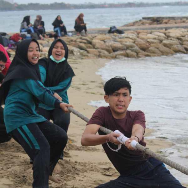 "Sport Day on the Beach, Cara IPM ""Pulau Dewata"" Isi Akhir Pekan"