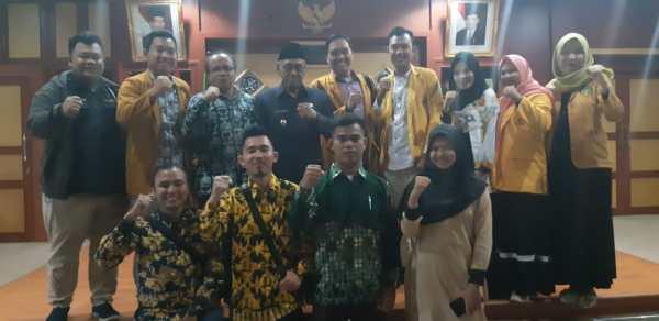 Wakil Bupati dan Ratusan Kader IPM Sumatera Selatan Padati Arena Muswil