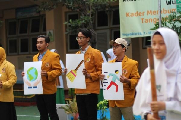 Meriahkan FORTASI, IPM Mu'allimaat Usung Gerakan Kreatif-Inovatif
