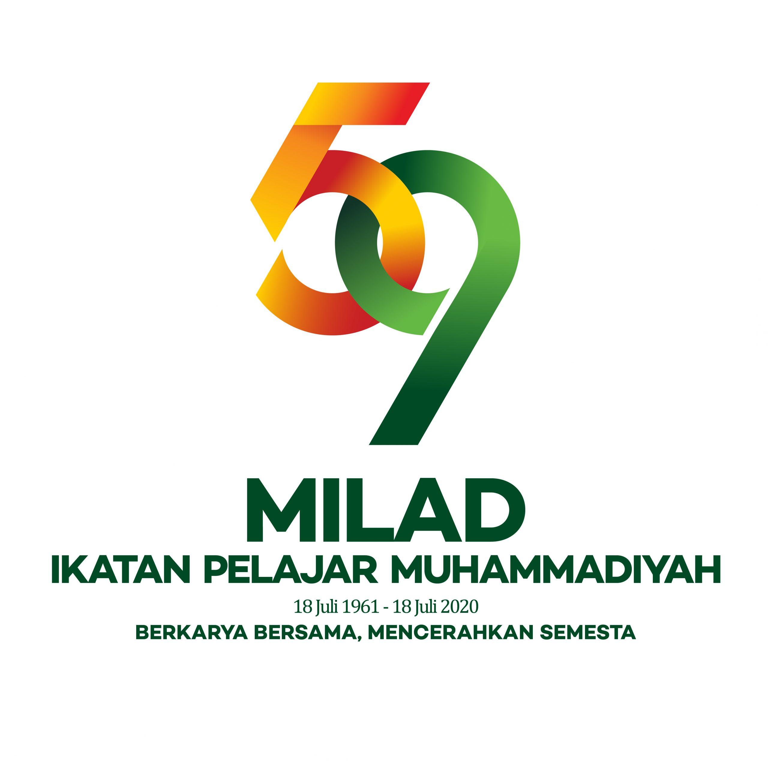 Logo Resmi Milad 59 IPM