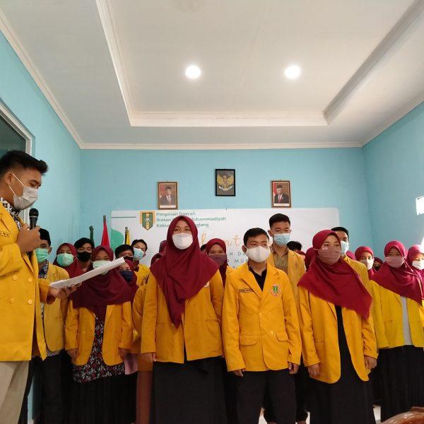 Awali Tahun Baru, PD IPM Kabupaten Pandeglang Laksanakan Pelantikan