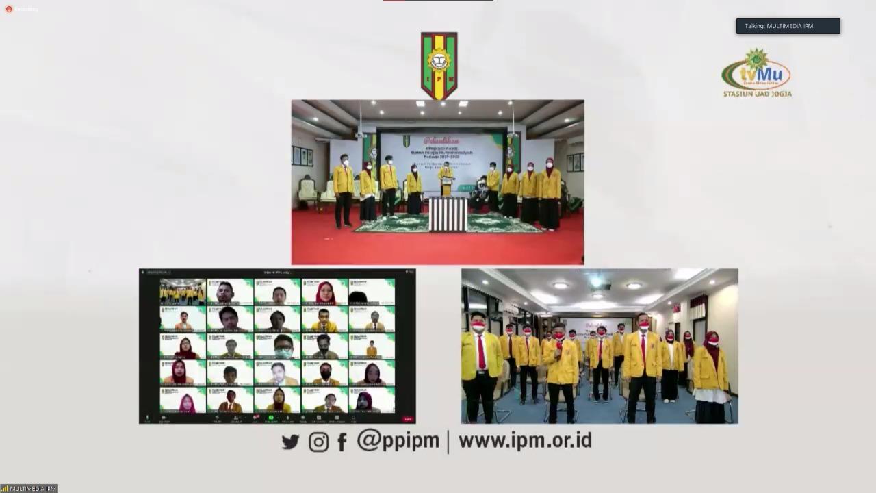 RESMI: Daftar Personalia PP IPM Periode 2021-2023