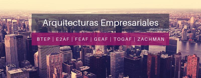 Frameworks – Tipos de Arquitecturas Empresariales