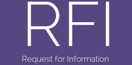 RFI – Request for Information