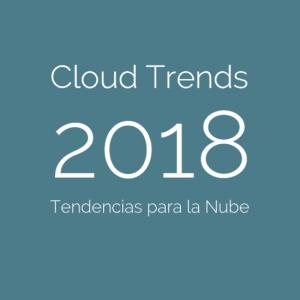 Cloud Trends, 2018-01