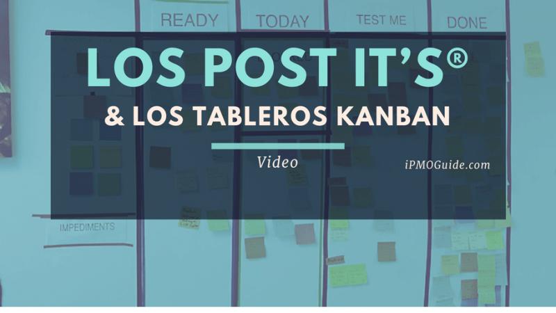 Los Post It's® y los Tableros Kanban – Video