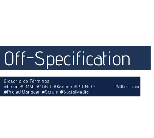 Off-Specification
