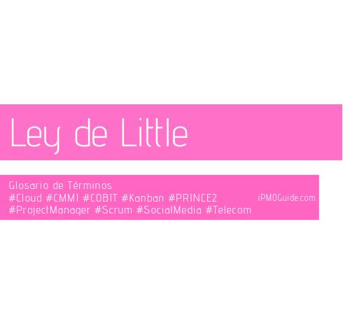 Ley de Little