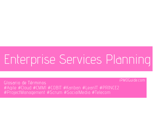 Enterprise Services Planning