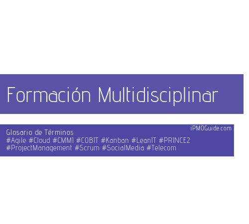 Formación Multidisciplinar