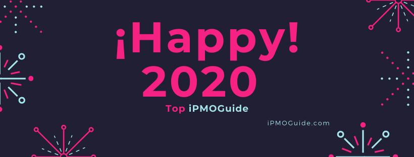 Bienvenido 2020 – Top iPMOGuide, ¿Qué leímos este año que se fue? Es muy interesante ver el TOP de las publicaciones de la iPMOGuide.