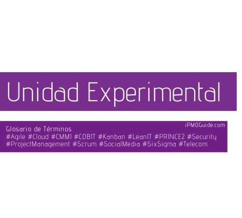 Unidad Experimental