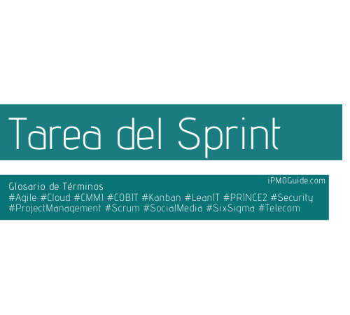 Tarea del Sprint