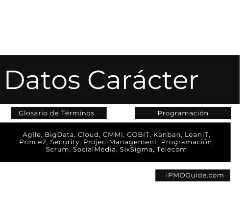 Datos Carácter