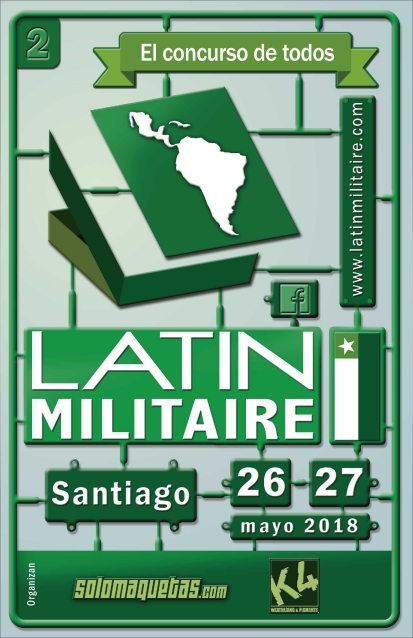 Latin Militair Chile 2018