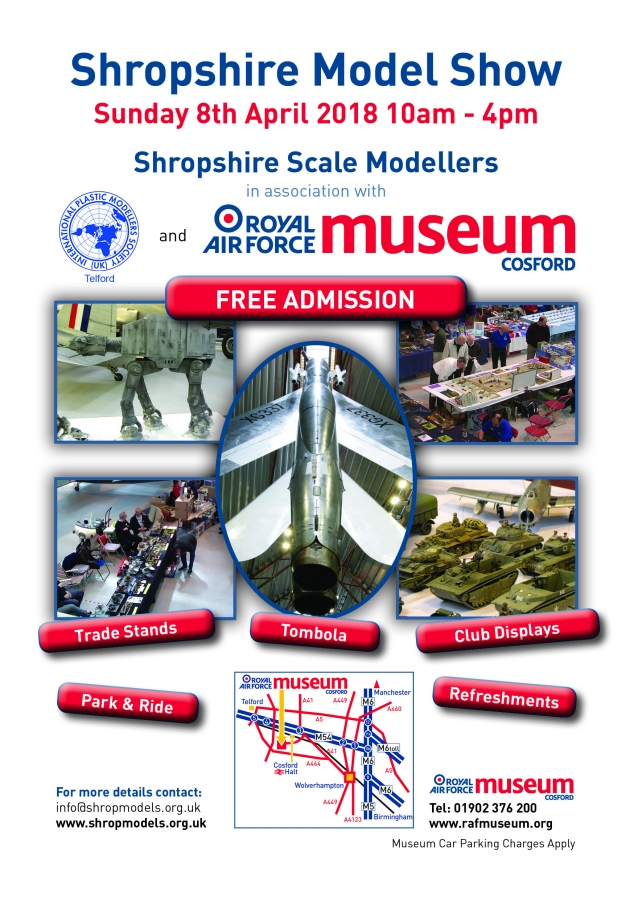 Shropshire Model Show 2018