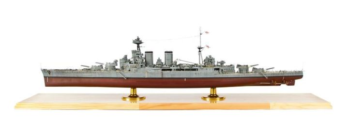 SMW 2016 BEST SHIP - HMS Hood by Qzang Zhang