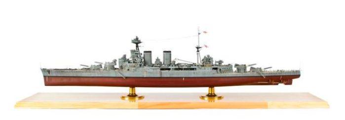 Class 64 Gold, Ships Category Winner - HMS Hood by Qzang Zhang