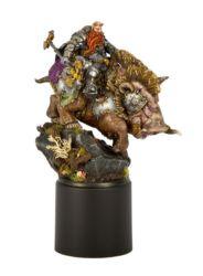 Class 73 Gold - Moscal Dwarf on War Boar by Stepan Grunt