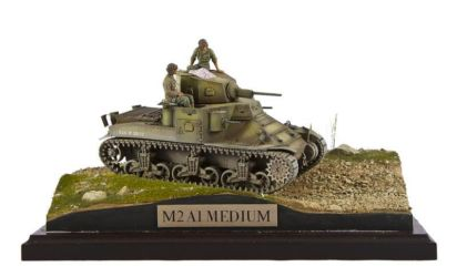 Class 39 Gold - M2A1 Medium by Matthew Farrer