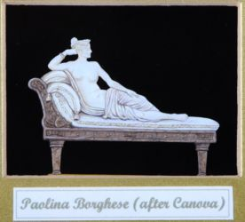 SMW 2016 BEST FIGURE - Paolina Borghese by Graham Dixey