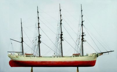 Scale ModelWorld 2010 Best Ship photo by Chris Ayre