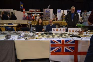 Scale ModelWorld 2016 pics by Andrew Prentis (13) - Classic British Kits SIG