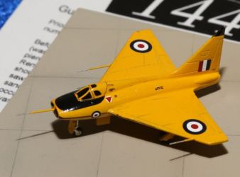 Trophy - Mark One Models Trophy - Boulton Paul B.P.111A by Brian Keates, photo by Ashley Keates