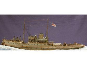 Class 65 Gold - HMS Buccaneer by Barry Sharman