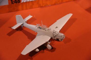 New Airfix Stuka