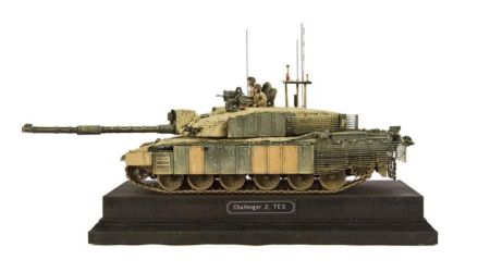 Class 41 Gold - Challenger 2 TES by David Pickford